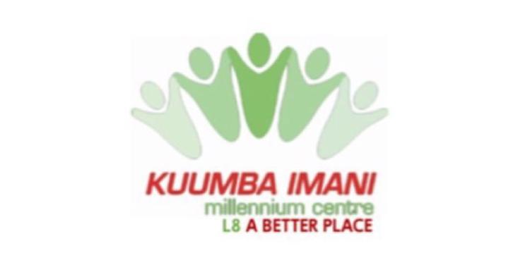 Kuumba Imani L8 a better place logo