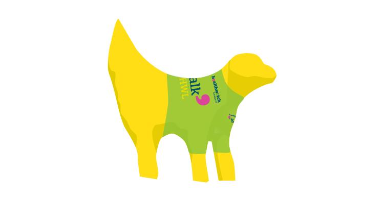image of superlambanana in healthwatch t-shirt