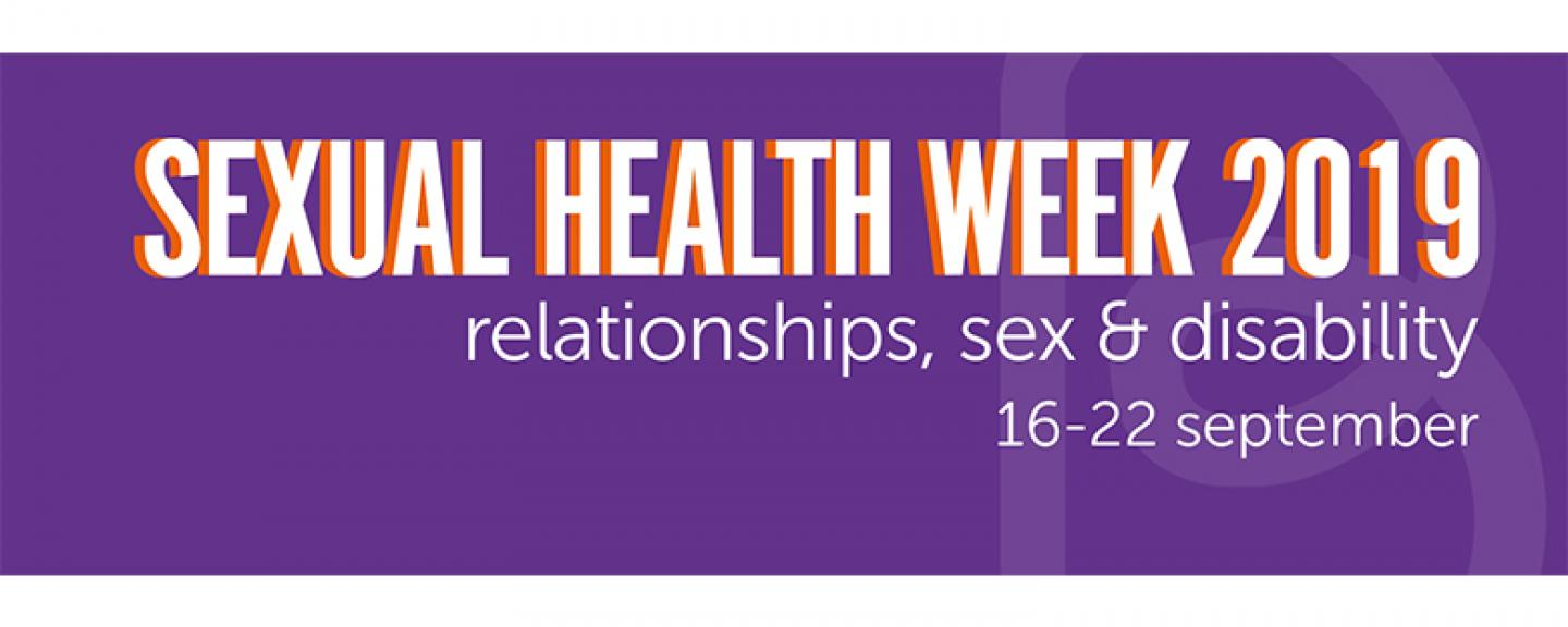 Brook Sexual health week 2019 logo