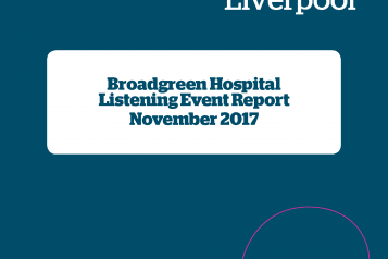 Front cover of Broadgreen Report