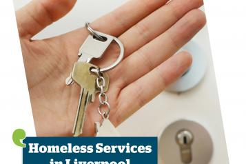 Front page of Homeless services report 2020
