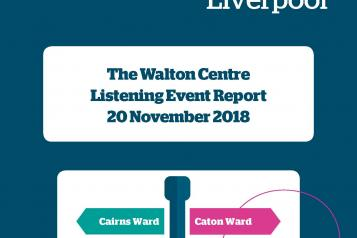 Image of front cover of The Walton Centre Report