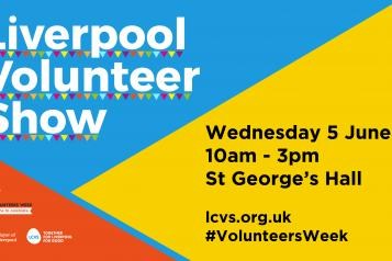 Liverpool Volunteer Show banner
