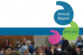 image of Annual report 2014-15
