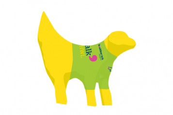 image of superlambanana in healthwatch t-shirt