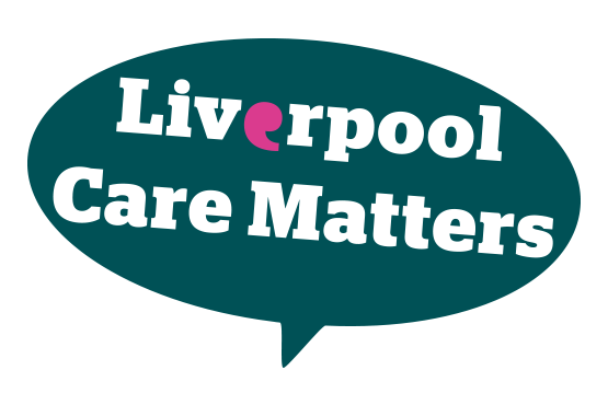 image of Liverpool care matters logo