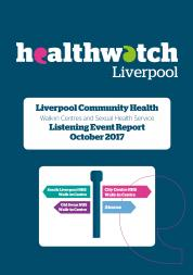 image of front cover of LCH report