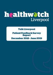 image of front page of Talk Liverpool report - June 2019